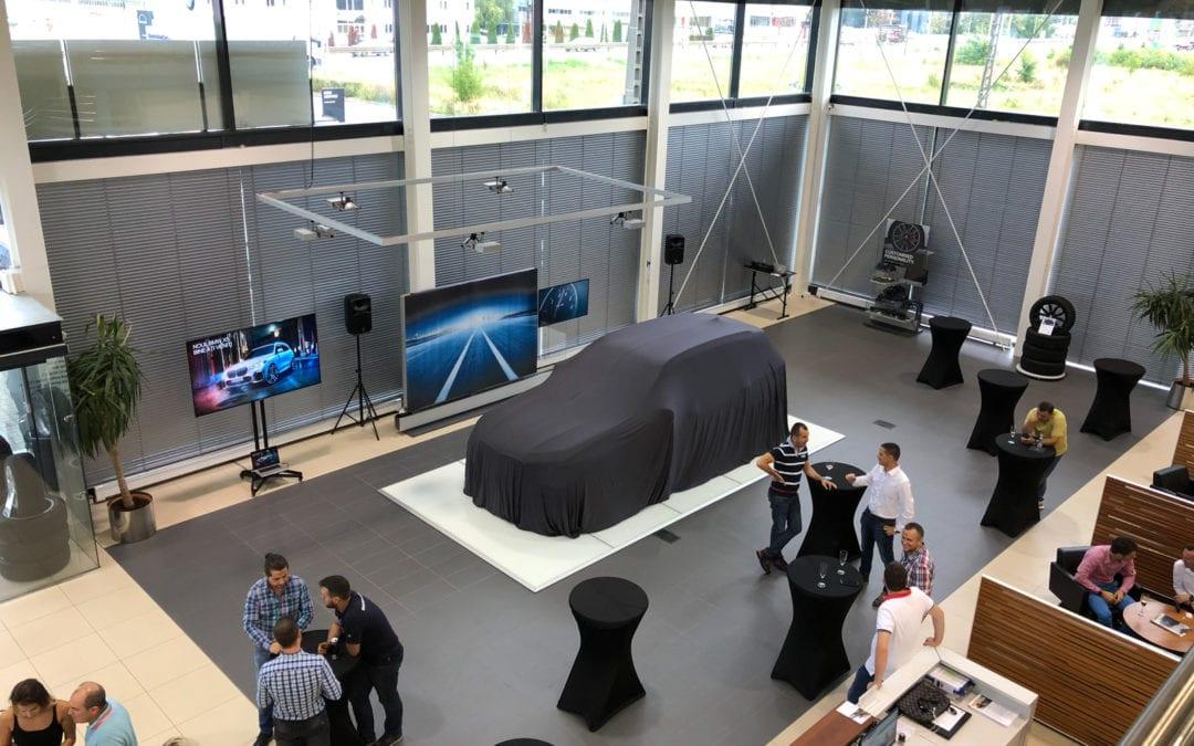 Close Room BMW X5