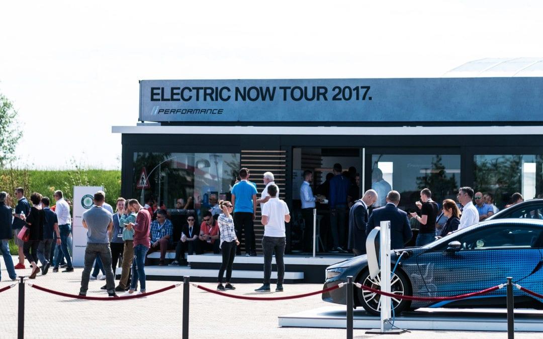 BMWI ELECTRIC NOW TOUR 2017
